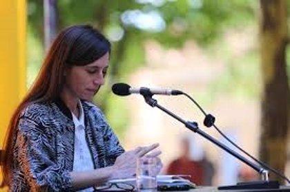 La argentina María Cecilia Barbetta, finalista del Premio Nacional de Literatura de Alemania