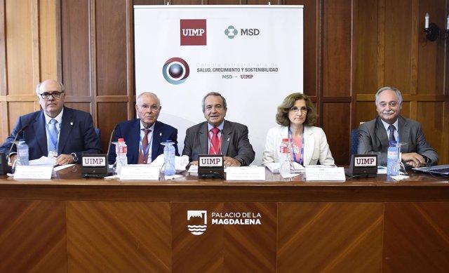 Inauguración curso Medicina Personalizada UIMP