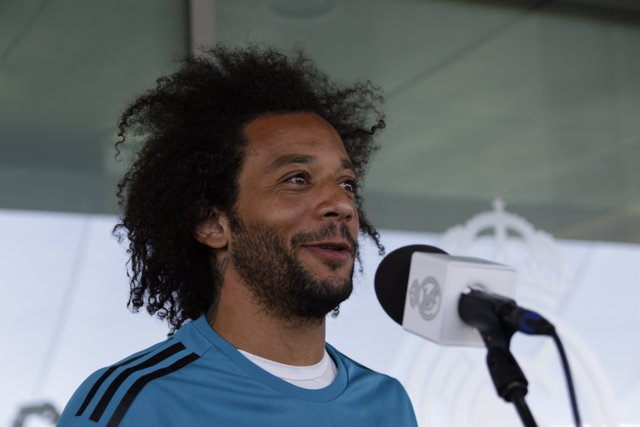 Marcelo en el Open Media Day