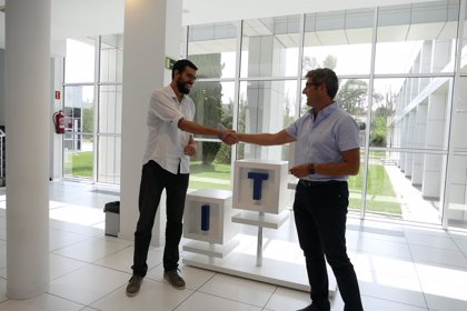 ITAINNOVA y la empresa Hunteet firman un convenio para desarrollar su estrategia tecnológica