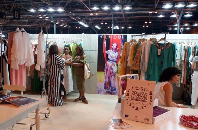 Feria de Moda Momad