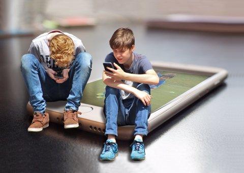 Nens mòbil
