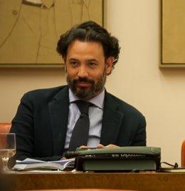 Guillermo Mariscal, diputado del PP