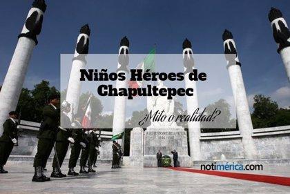 ¿Qué hay de verdad y de mito en los 'Niños Héroes de Chapultepec'?