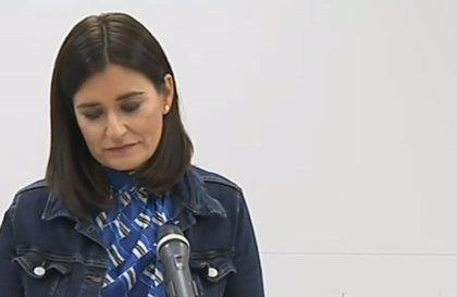 La Ministra de Sanidad anuncia su dimisión por el escándalo del máster