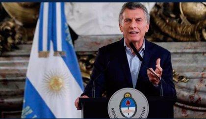 """Macri: """"Sin Cambiemos en el Gobierno, esta tormenta hubiese destruido Argentina como hace 17 años"""""""