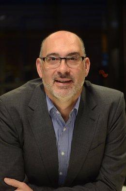 El presidente de Telefónica España, Emilio Gayo.