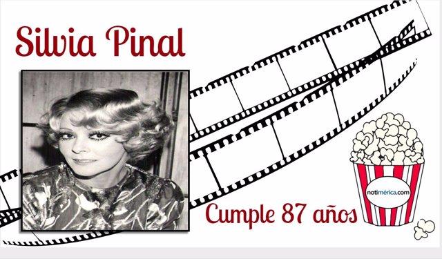 Silvia Pinal cumple 87 años