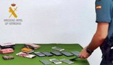 Foto: Investigados dos vecinos de Badajoz por hurtos de bolsos, carteras y teléfonos móviles en Olivenza