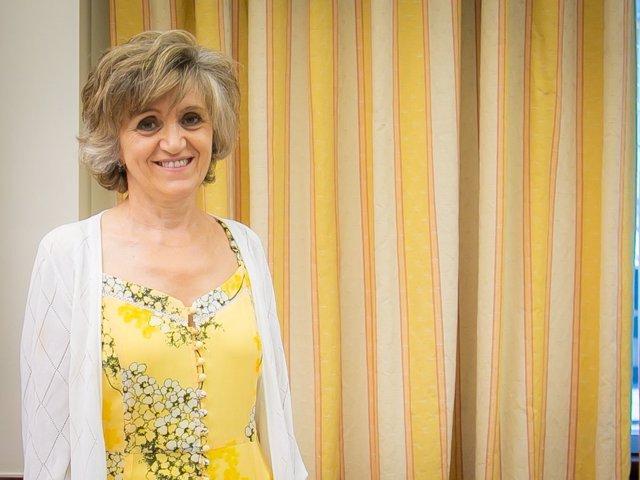 María Luisa Carcedo, alta comissionada contra la Pobresa Infantil
