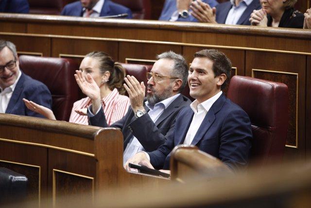 SESSIÓ DE CONTROL Al GOVERN Al CONGRÉS