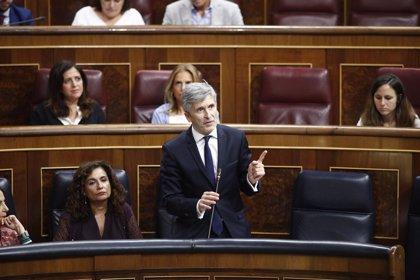 """Interior defiende su política migratoria """"decidida"""" y """"coherente"""""""