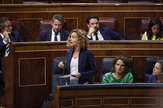 Batet dice que los PGE de 2019 ayudarán más a Cataluña y otras CCAA que 'han sufrido más austeridad y recortes'