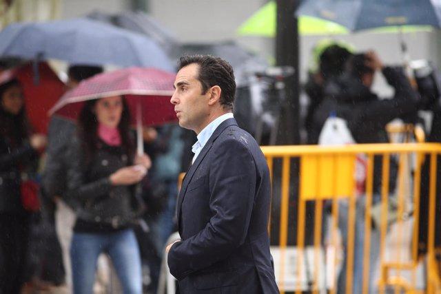 El exinformático bancario Hervé Falciani llega a la Audiencia Nacional