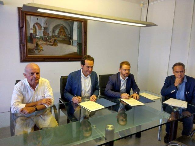 Ports IB invertirá 1,2 millones de euros en la mejora integral del puerto de Sant Antoni de Portmany