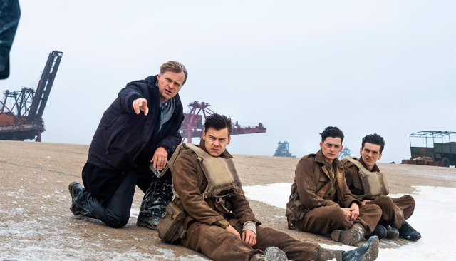 Nolan en Dunkerque