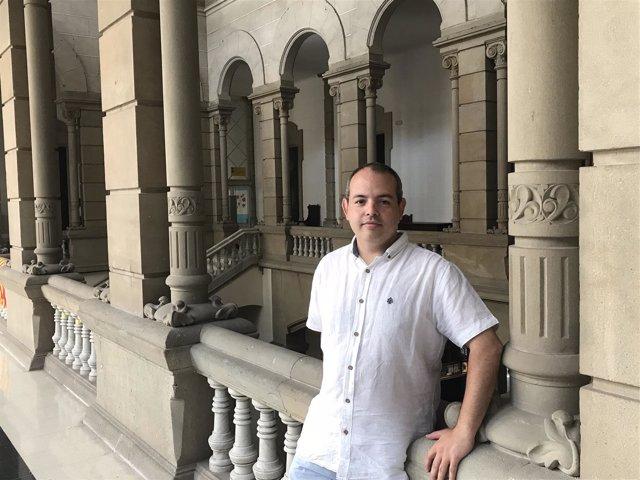 Isaac Almendros, coordinador del estudio e investigador del CIBERES