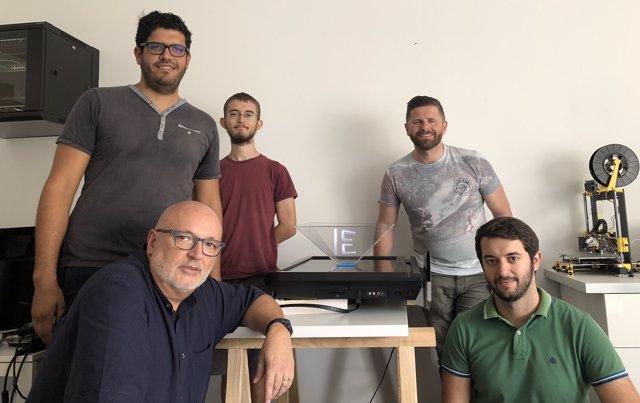 La Empresa IE Innovation Del Parque Científico UMH