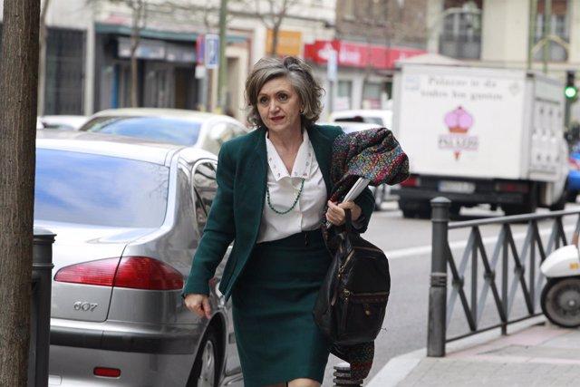 María Luisa Carcedo, del PSOE
