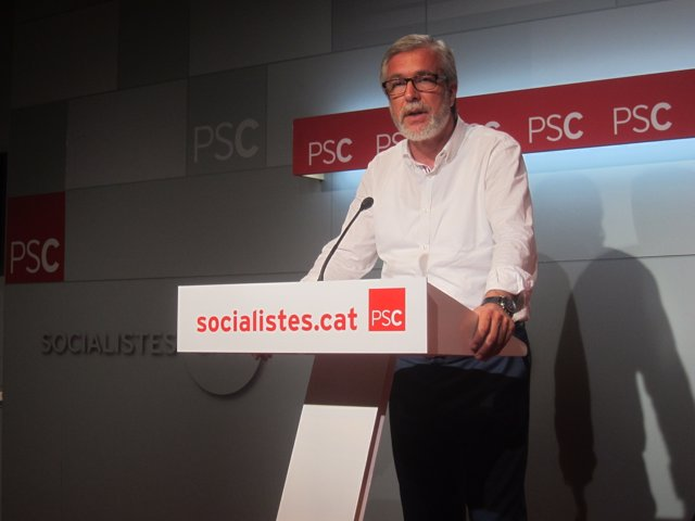 Josep Fèlix Ballesteros (PSC)