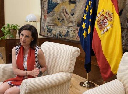 Armengol se reunirá este jueves con Robles para hablar de infraestructuras y terrenos propiedad de Defensa en Baleares