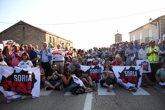 Foto: Soria ¡Ya! asumirá el coste de las multas por el corte de la N-122 en Villaciervos