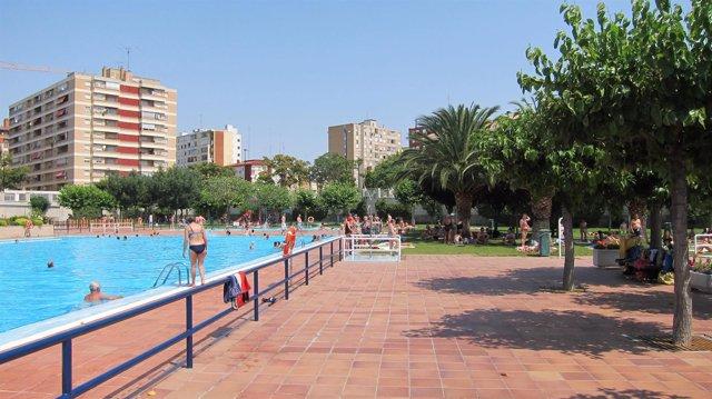 Las piscinas municipales cierran la temporada con un 10 m s de usos que el verano pasado - Piscinas municipales zaragoza ...