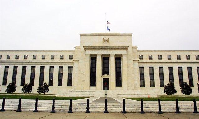 Sede de la Reserva Federal (Fed) de EEUU