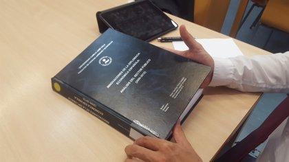La tesis de Pedro Sánchez tiene 342 páginas y 424 citas a una bibliografía con más de 150 referencias