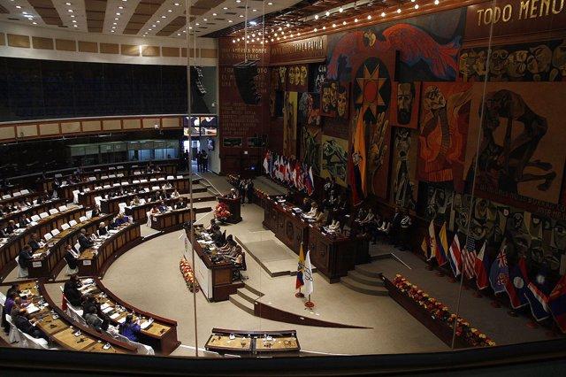 Palacio Legislativo de Ecuador, en Quito