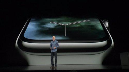 Presentación Apple Watch 4