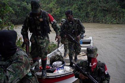 El ELN libera a seis personas que mantuvo secuestradas durante más de un mes