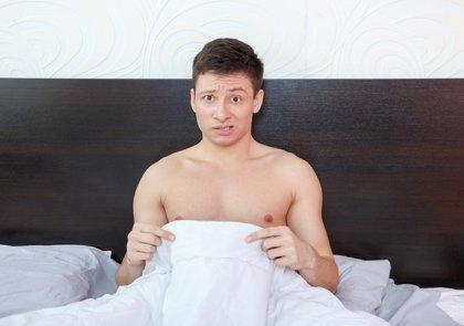 El 48,5% de los hombres con disfunción eréctil están más de un año con los síntomas sin acudir al médico