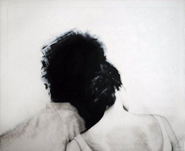 Una de las obras de Brigitta Boch