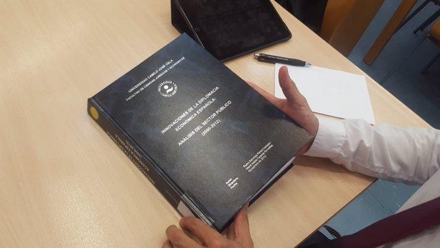 Tesi doctoral de Pedro Sánchez a la Universitat Camilo José Cela