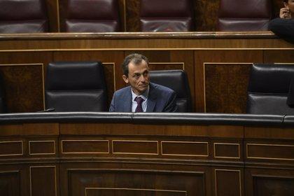 Compromís pide la comparecencia de Pedro Duque en el Congreso por las presuntas irregularidades de la URJC