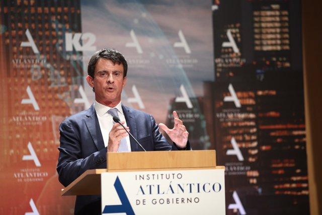 L'ex-primer ministre francès Manuel Valls
