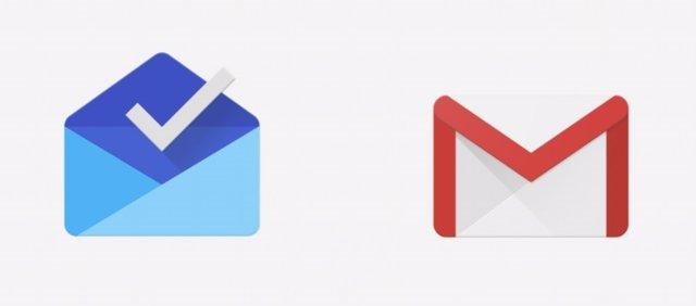 Inbox y Gmail