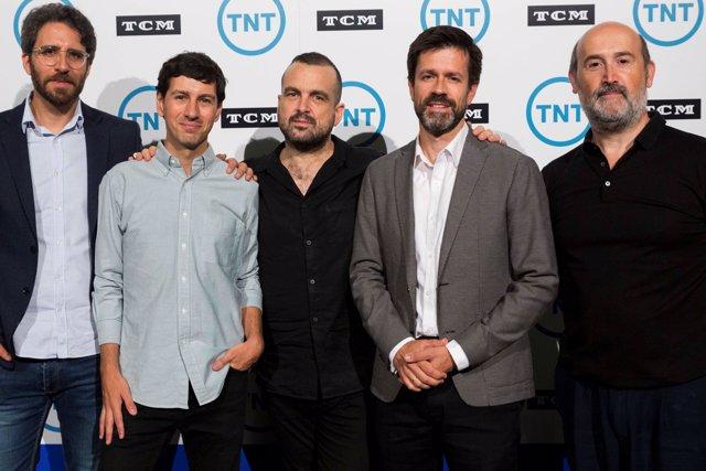 Javier Cámara y Nacho Vigalondo son las apuestas de TNT para su nueva temporada