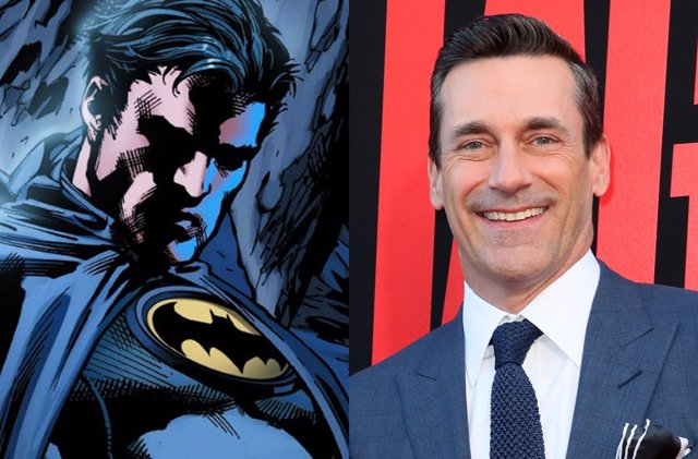 Jon Hamm y Batman