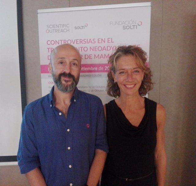 Expertos en el encuentro organizado por SOLTI en Madrid