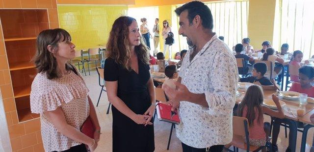 Comedor de San Juan de Dios en Jerez
