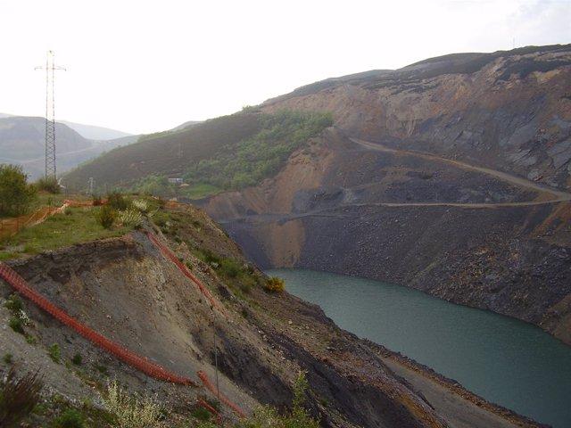 Mina Tormaleo carbón