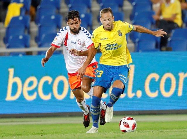 Las Palmas y Rayo Majadahonda en la Copa del Rey