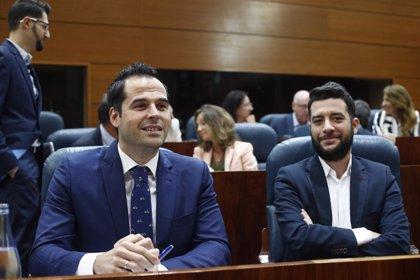 """Aguado (Cs) acusa al PSOE """"de gastarse el dinero público en prostitutas y cocaína"""" en Andalucía"""