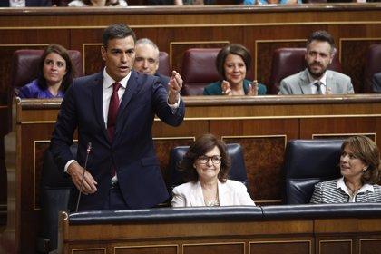 Podemos, ERC, PNV y el Mixto prevén salvar a Sánchez de ir al Congreso a explicar su tesis