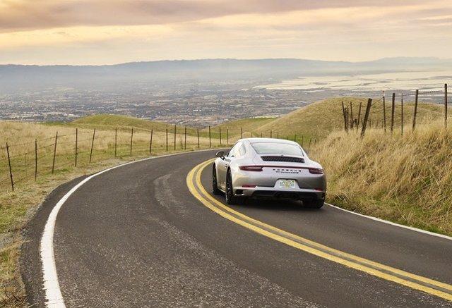 Vehículo de Porsche