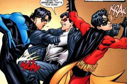 Los dos Robins de Titans, juntos en la nuevas imágenes