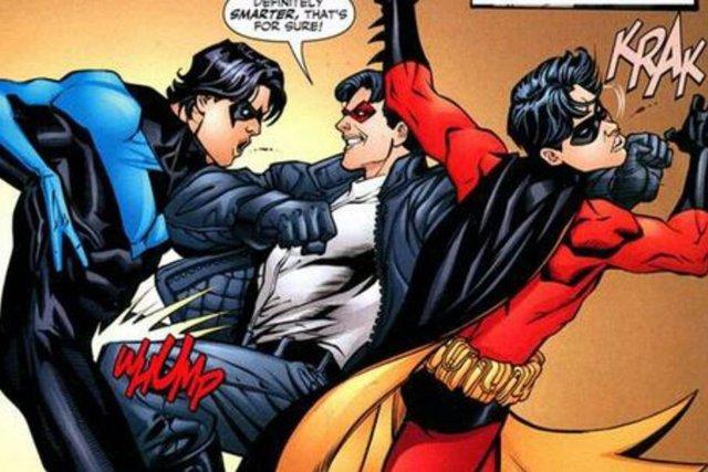 Los dos Robins de Titans, juntos en las nuevas imágenes