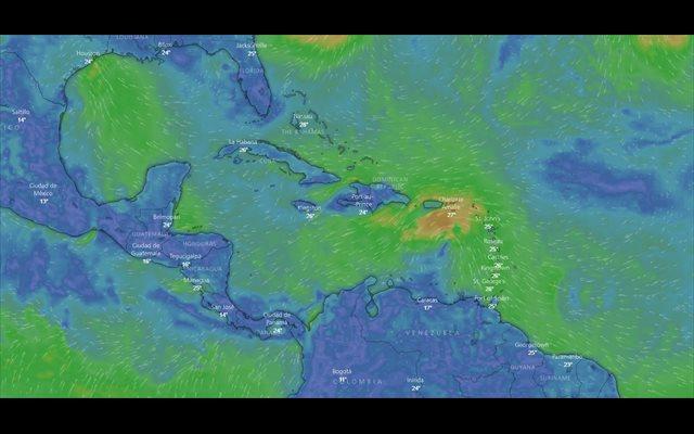 La tormenta tropical 'Isaac' se debilita a depresión